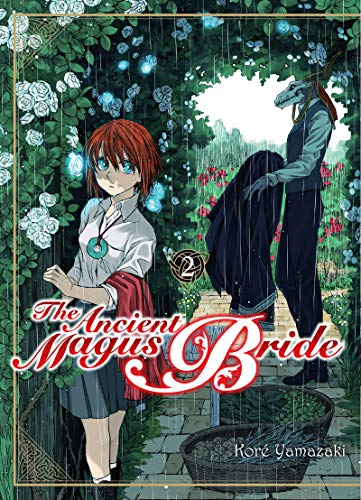 9782372870337: The Ancient magus bride Vol.2
