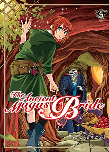 9782372871174: The Ancient Magus Bride, Tome 5 :