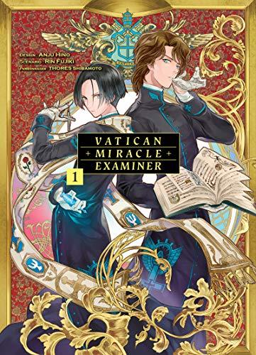 Vatican miracle examiner - tome 1 (01): Anju Hino; Rin