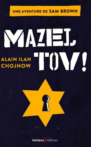 9782373440348: Sam Brown, Tome 1 : Mazel Tov !