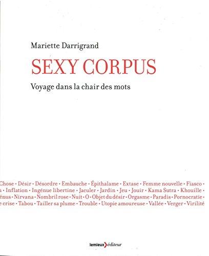9782373440409: Sexy corpus -