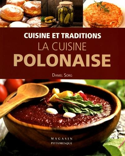cuisine polonaise abebooks. Black Bedroom Furniture Sets. Home Design Ideas