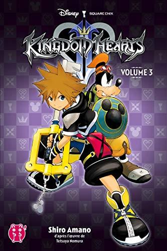 9782373491401: Kingdom Hearts II, Intégrale Tome 3