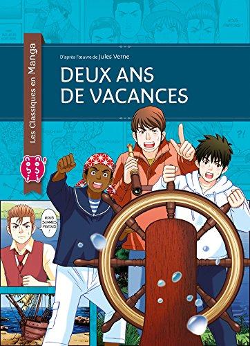 9782373491463: Deux ans de vacances (Les Classiques en Manga)