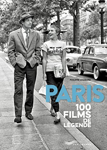 9782373950861: Paris 100 films de légende