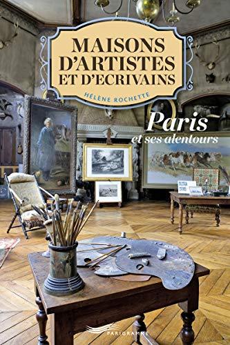 9782373951035: Maisons d'artistes et d'écrivains