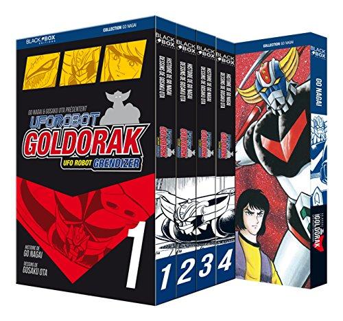 9782374120249: Goldorak - Volumes 1 à 5 + artbook super Robot files offert (dédicacé par l'auteur)