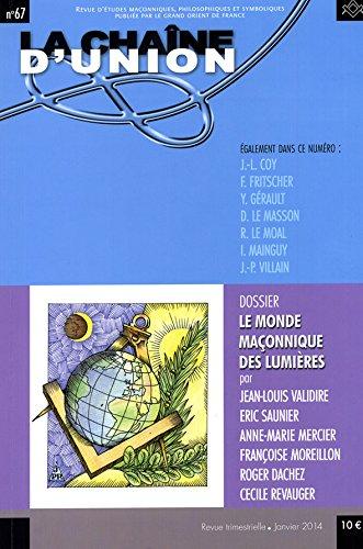 9782374450117: La Chaîne d'union n° 67