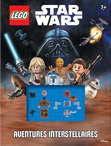 9782374930213: Lego Star Wars : Aventures interstellaires