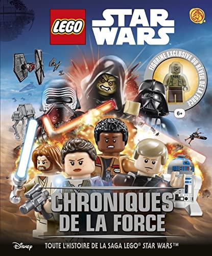 9782374930367: Lego Star Wars : Les Chroniques de la Force (Lego Star Wars - Les Chroniques de la troisième trilogie)