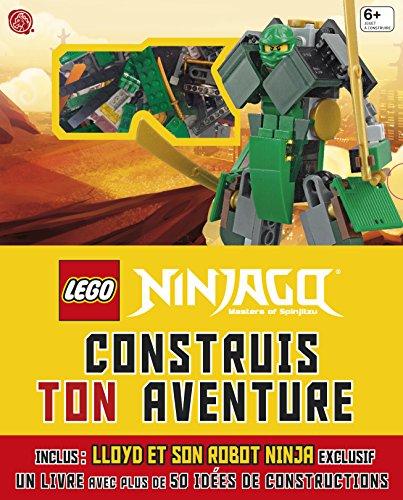 9782374930459 Construis Ton Aventure Lego Ninjago