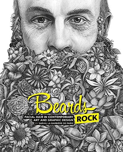Beards Rock: A visual dictionnary of facial hair: La Barbière de Paris, Sarah