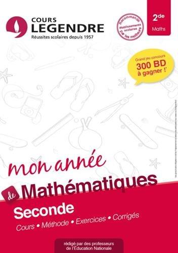9782375812402: Mathématiques 2de
