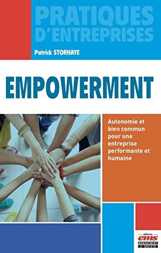 9782376873006: Empowerment: Autonomie et bien commun pour une entreprise performante et humaine