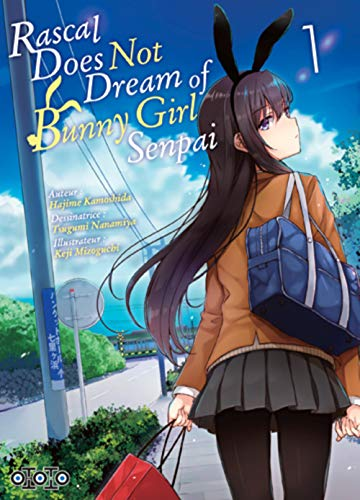 9782377172863: Rascal does not dream of bunny girl senpai, Tome 1 :