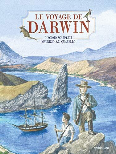 9782377311774: Le voyage de Darwin