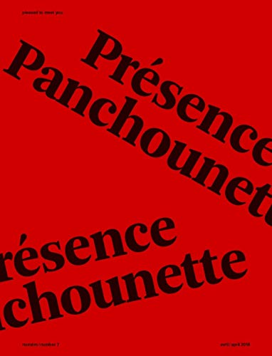 9782377390243: Pleased to Meet You: Presence Panchounette