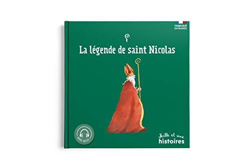 9782377580323: La légende de Saint Nicolas