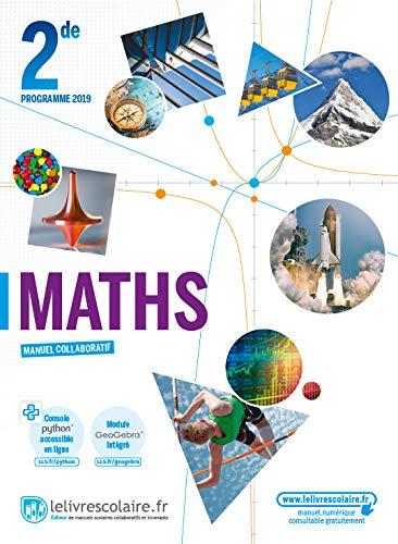 9782377601479: Maths 2de