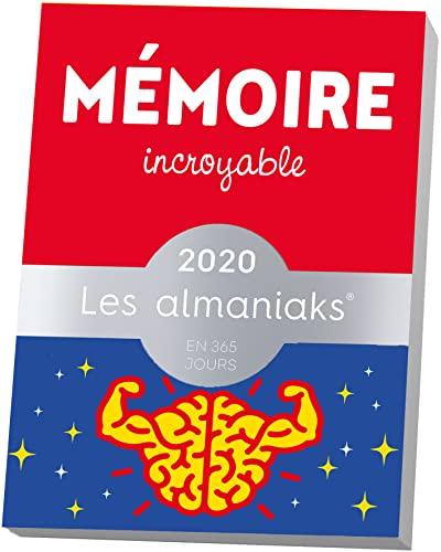 9782377612550: Almaniak Mémoire Incroyable 2020