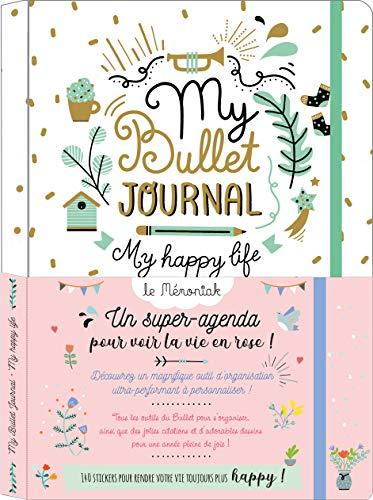 9782377614288: My Bullet journal : My happy life