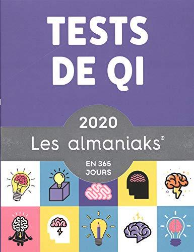 9782377614592: Almaniak Tests de Qi 2020