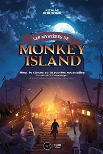 9782377840908: Les mystères de Monkey Island: A l'abordage des pirates !