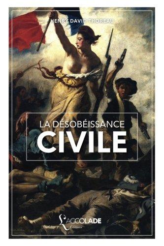 9782378080013: La Désobéissance Civile: édition bilingue anglais/français (+ lecture audio intégrée)