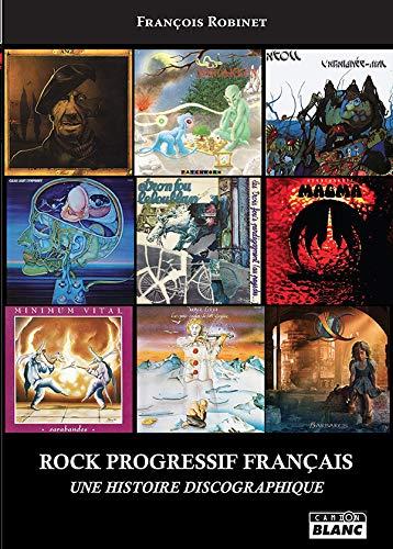 9782378482077: Rock progressif français Une histoire discographique
