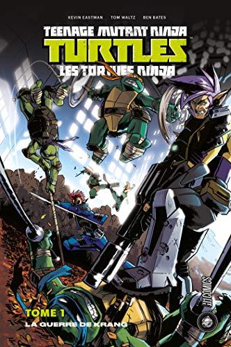 9782378870799: Les Tortues ninja - TMNT, T1 : La Guerre de Krang
