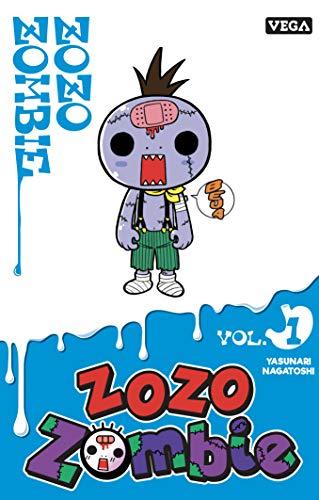 9782379500404: Zozo zombie - tome 1 (1)