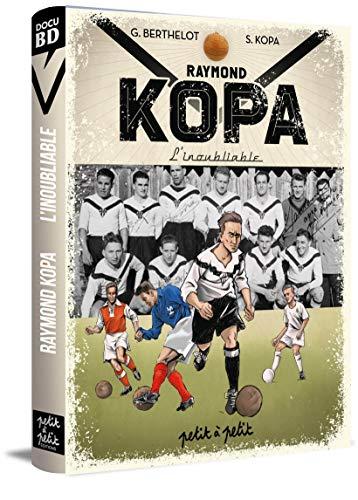 9782380460056: Raymond Kopa en BD Version Angers Sporting Club de l'Ouest