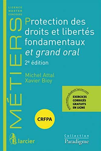 9782390130512: Protections des droits et libertés et droits fondamentaux et grand oral