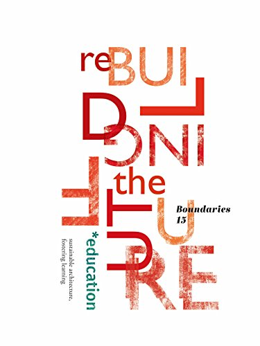 9782390332152: reBuilding the Future: Education. Sustainable architectures, fostering learning