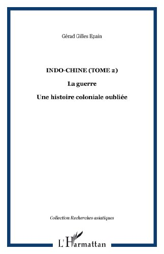 9782396561952: Indo-chine