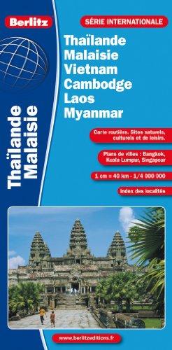 9782400180643: Thailande, Malaisie, Vietnam, Cambodge, Laos, Myanmar