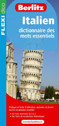 Italien (French Edition) (2400190038) by Berlitz