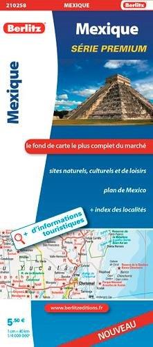 9782400210258: MEXIQUE ROUTIERE ET TOURISTIQUE PREMIUM