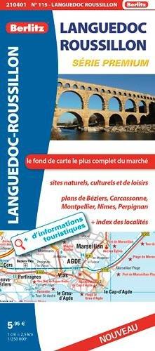 LANGUEDOC ROUSSILLON ROUTIERE ET TOURIST: PREMIUM 2015