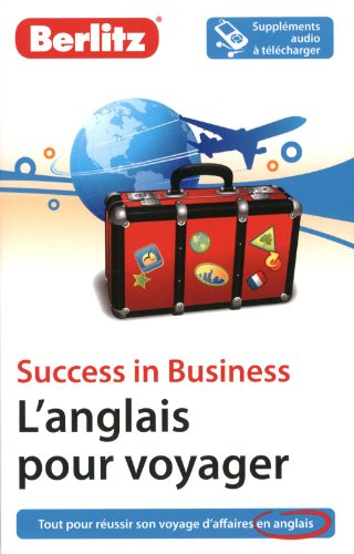 9782400230218: Success in Business - L'anglais pour voyager