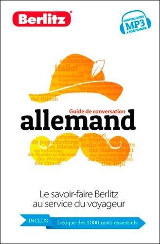9782400230706: ALLEMAND - GUIDE DE CONVERSATION + DICO
