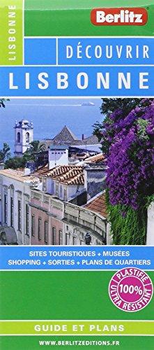 9782400500366: Lisbonne Flexi Map Plan de Ville Touristique Plastifie Infos Pratiques (Ne)