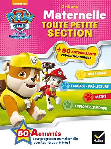 Pat Patrouille [ Paw Patrol ] Tout en un TPS - 2-3 ans (French Edition): Pascale Magni