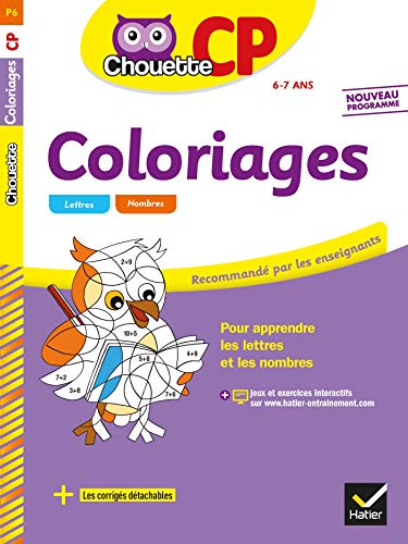 9782401050372: Coloriages CP