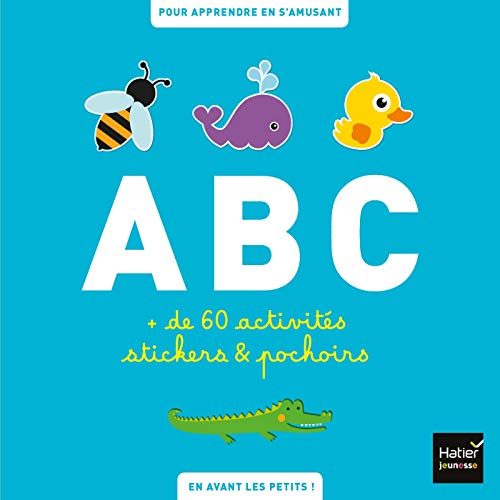 ABC des animaux, plus de 60 activités: COLLECTIF
