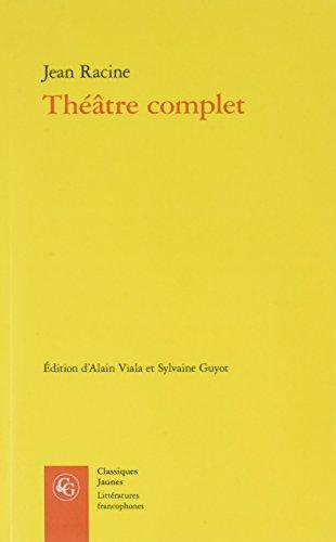 9782406069478: Théâtre complet