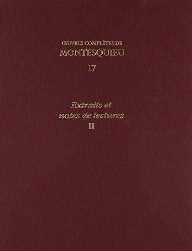 Montesquieu cover