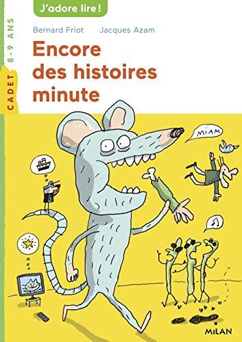 9782408006587: Encore des histoires minute - NE