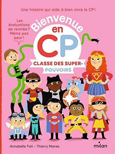 9782408018894: Classe des super-pouvoirs