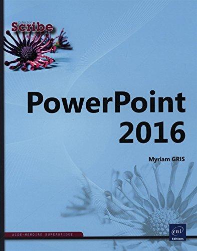 9782409000096: PowerPoint 2016